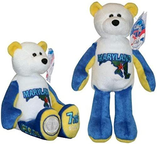 edición limitada Maryland State Quarter Bear Bear Bear   7 by Limited Treasures  elige tu favorito