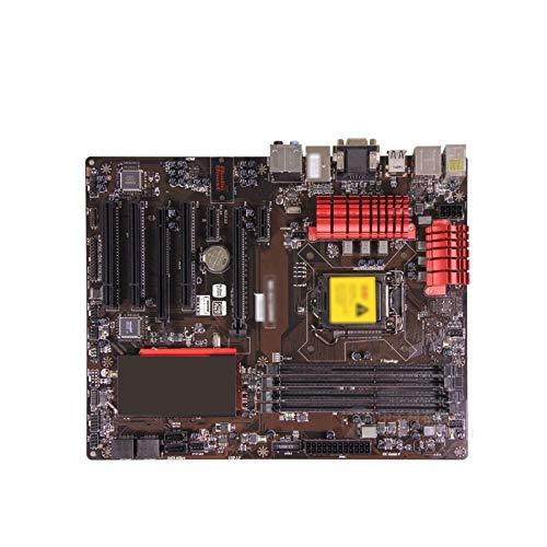 XCJ Placa Base Gaming ATX Placa Base Placa Base De Juegos Fit For MSI B85-G43 Gaming DDR3 LGA 1150 32GB para CPU 22NM USB3.0 DVI VGA HDMI Placa Madre