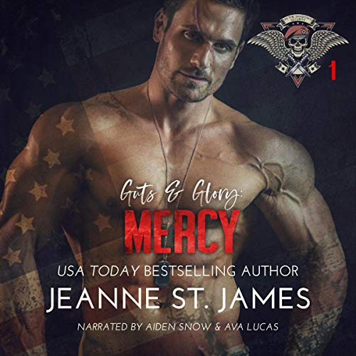 Guts & Glory: Mercy audiobook cover art