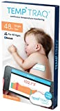 TempTraq 48-Hour Intelligent Baby Fever Monitor with Wireless Alerts (iOS & Android)