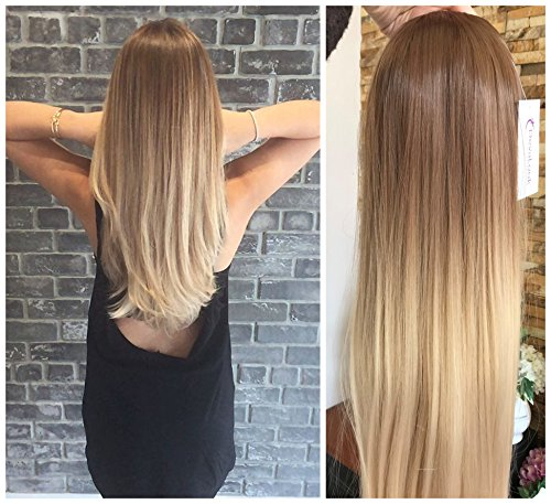 """20"""" 22"""" Sale Special Price Thick Long Straight Wavy One free shipping Ombre Piece Curly"""