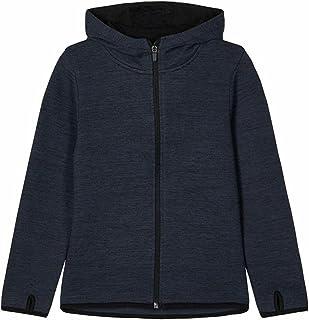 NAME IT NKMSCOTT LS SWEAT CARD W. HOOD UNB jongens sweater