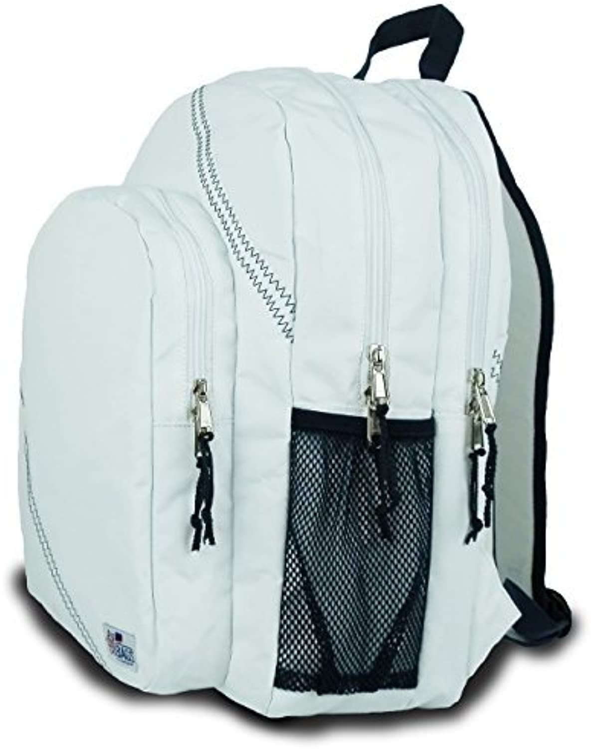 Sailor Bags Back Pack (White) by Sailor Bags