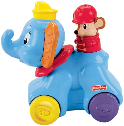Fisher-Price Figurine Roulante Disney Dumbo