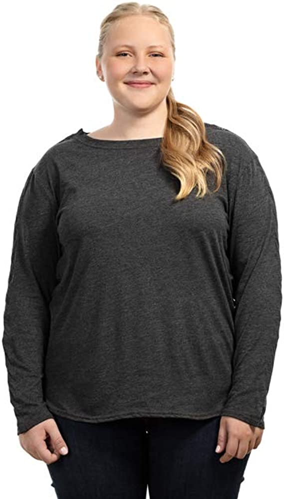 MAI Post-Cirugía de Hombro Camisetas | Ropa de Quimio | Camisa de manga larga para mujer