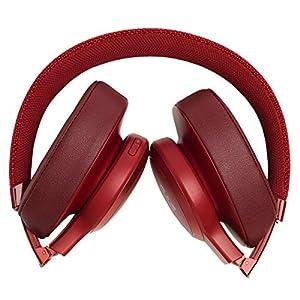 JB Live 500 BT, Around-Ear Wireless Headphone - Red