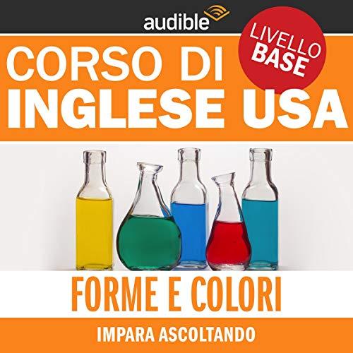 Forme e colori (Impara ascoltando) copertina