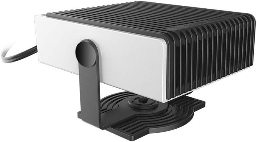 12V / 24V 150W Ventilador de calefacción auto del coche portátil,Universal del Coche Desempañador 2 en 1 Calefactor de Aire Caliente Coche Calentador De Coche General,180 rotación