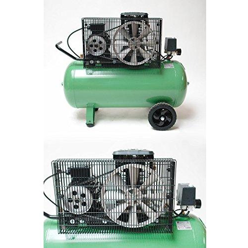 DEMA Kompressor 400 Volt 500/10/100 - 3