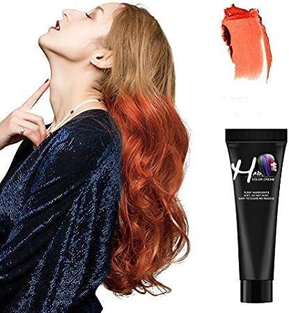 10ml No lastima el cabello Crema para teñir el cabello rápido ...