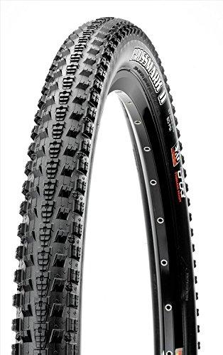 Maxxis Fahrrad Reifen Crossmark II EXO // Alle Größen, Variante:Schwarz. Faltreifen. tubeless Ready, Dimensions:53-584 (27,5×2,10´´) 650B