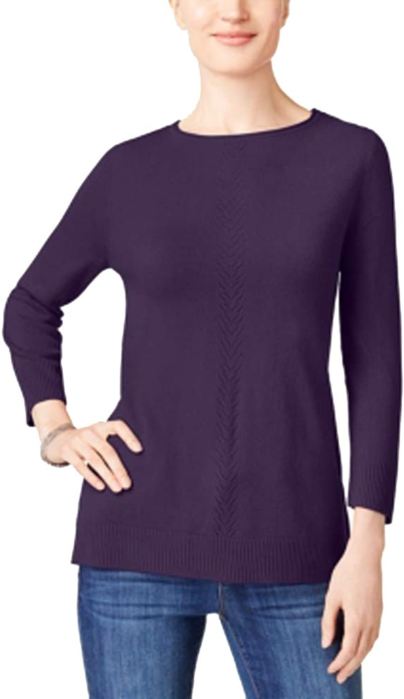 Karen Scott Luxsoft RolledNeck Sweater