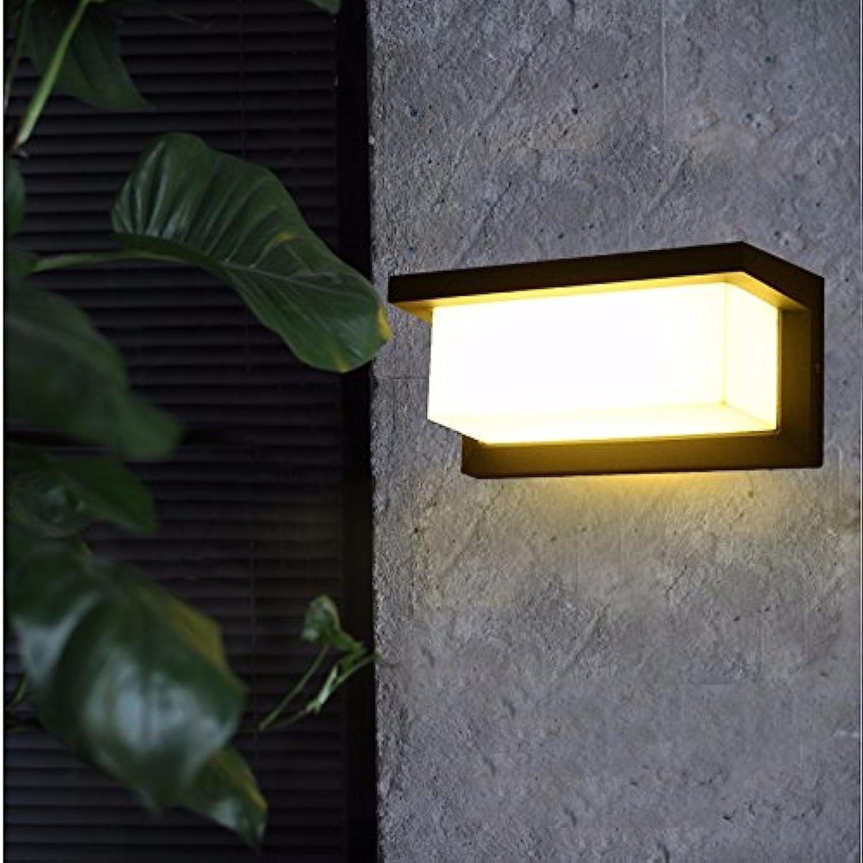 StiefelU LED Wandleuchte nach oben und unten Wandleuchten Led-wand Outdoor wasserdichte Outdoor Patio wall Villa Hotel flower garden Projekt