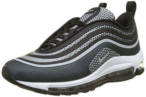 Nike Air Max 97 UL 17 (GS), Sneaker Uomo, Grigio (Black/Pure Platinum-Anthracite-White), 36 EU