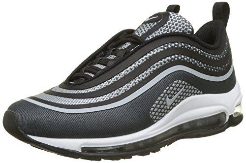 Nike Air Max 97 UL 17 (GS), Sneaker Bambino, Grigio (Black/Pure Platinum-Anthracite-White), 40 EU