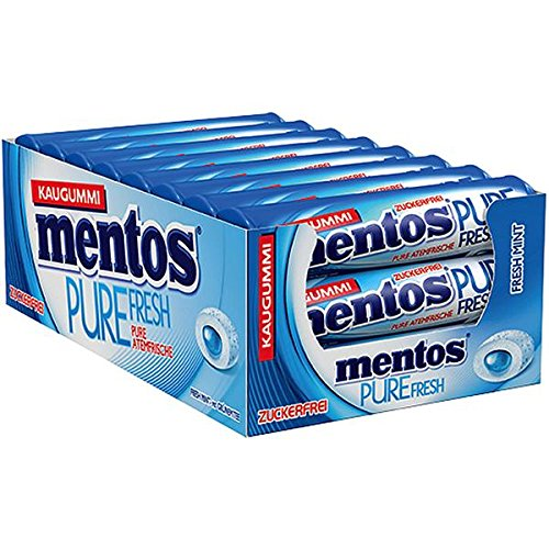 Mentos Pure Fresh Fresh mint 24 x 15,5g