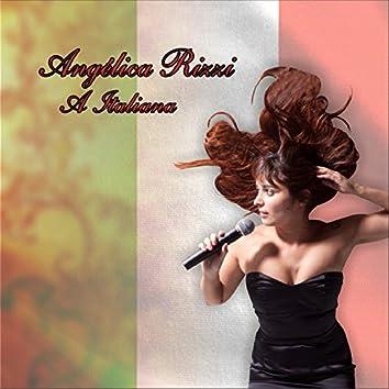 Angélica Rizzi a Italiana