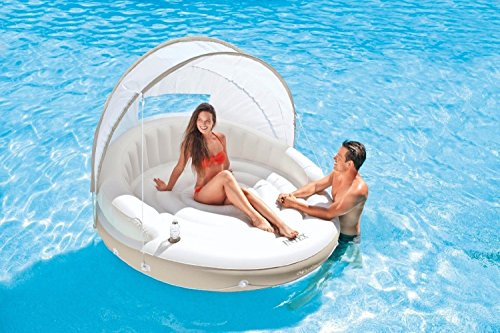 Intex 58292EU Inflatable Canopy Island by Intex