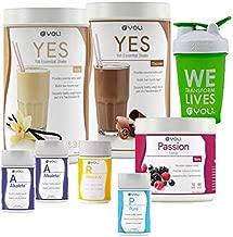 Yoli Transformation Kit - Yes, Passion, Alkalete, Pure, Resolve