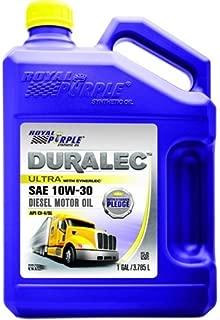 Royal Purple 83456 Duralec Ultra 10w30 Oil1 Gallon, 128. Fluid_Ounces