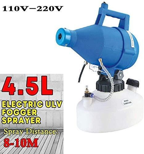 LALEO AC 220V 1200W 4,5 L Intelligente Elektrische ULV Fogger Sprayer Desinfektion Maschine Zerstäuber Kampf Drogen Geltungsbereich: Hotels, Plätze, Industrieparks, Flughäfen Usw.