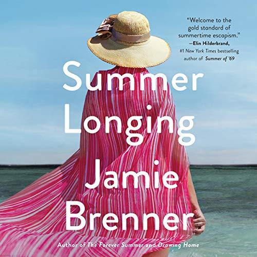 Summer Longing audiobook cover art