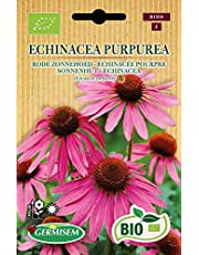 Germisem Orgánica Echinacea Purpurea Semillas de Equináceas Púrpura 0.5 g