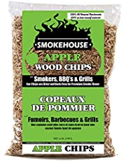 SmokeHouse Produkter Alla naturliga smaksatt trä rökning chips