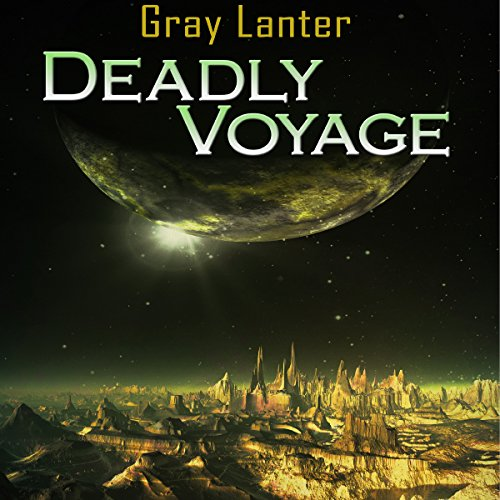Deadly Voyage audiobook cover art