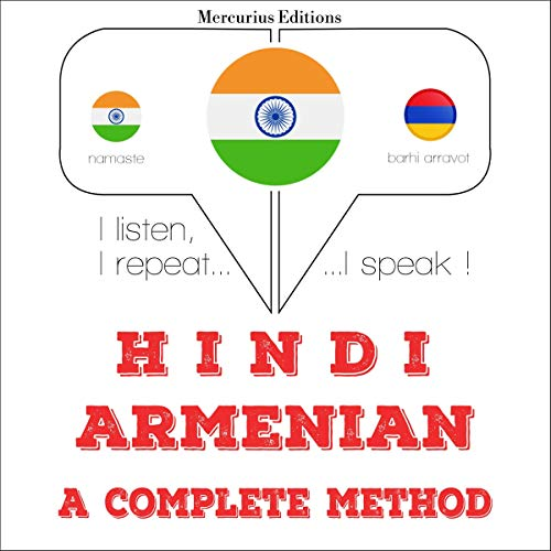 Hindi - Armenian. a complete method cover art