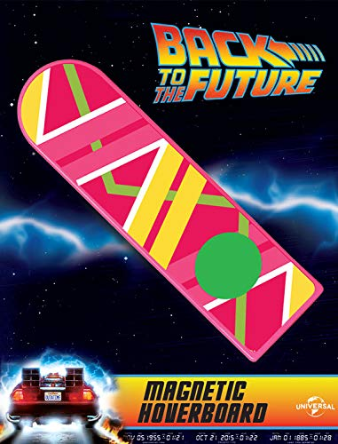 Back to the Future: Magnetic Hoverboard (RP Minis)