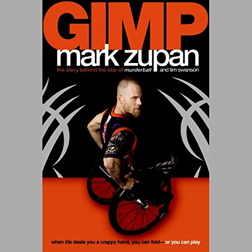 GIMP audiobook cover art