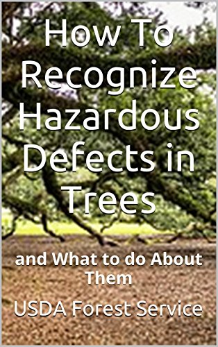 How To Recognize Hazardous Defects in Trees: and What to do About Them