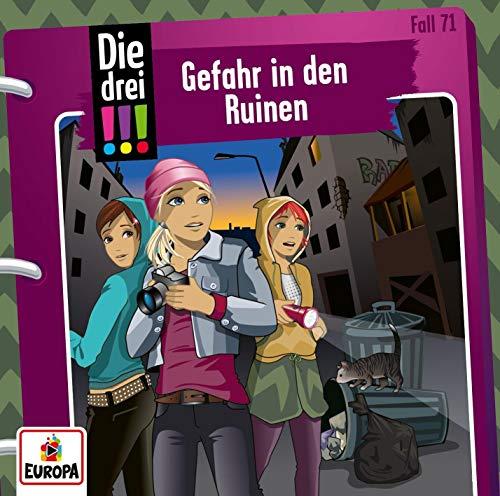 Die drei !!! 71: Gefahr in den Ruinen