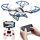 SUPER TOY 360p Wi-Fi Wide Camera Drone RC Quadcopter
