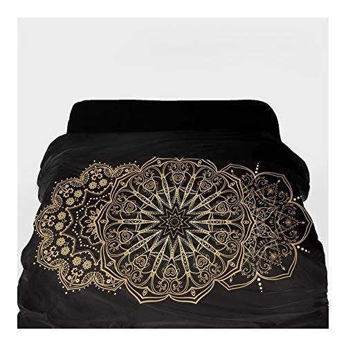 3D-Bettbezug Decke/Tröster Abdeckung 220x240 (Color : 22, Size : 155x215cm)