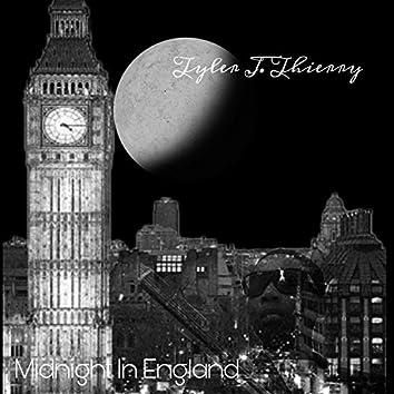 Midnight in England