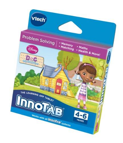 Vtech Innotab Systems Doc McStuffins Problem Solving Game (Spedito da UK) [importato da UK]