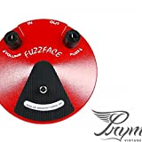 Dunlop JDF2 Fuzz Face Effects Pedal