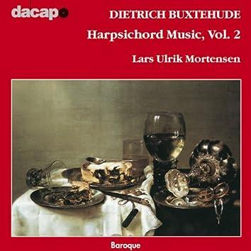 Buxtehude: Harpsichord Music, Vol.  2