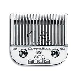 Andis Size 1A Ceramic Edge Detachable Blade
