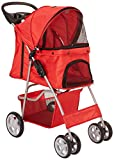Paws and Pals City walk N Stride, great value for money pet stroller