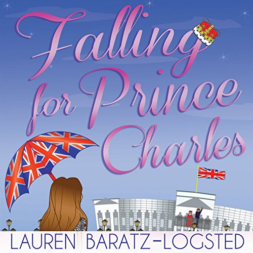 Falling for Prince Charles audiobook cover art