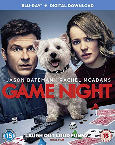 Game Night [Edizione: Regno Unito] [Italia] [Blu-ray]
