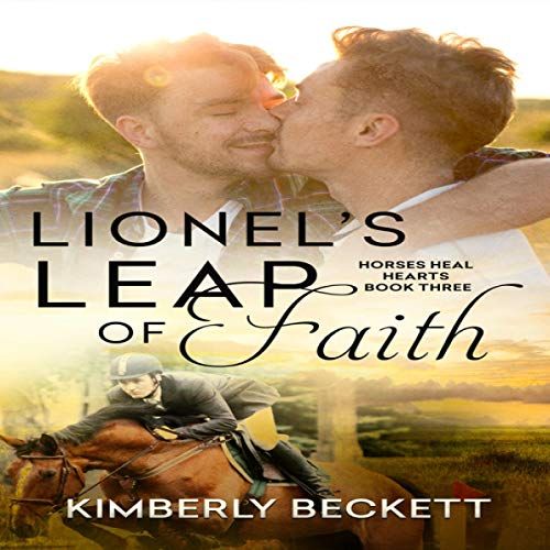 Lionel's Leap of Faith Audiobook By Kimberly Beckett cover art