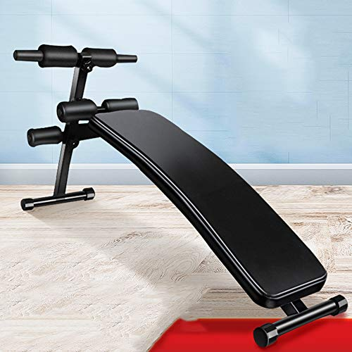 LANFENG Panca da Fitness Regolabile manubri Attrezzature da banco Sit-up Forma Fisica Multi-Funzione di Home Fitness equipmentWeight Bench