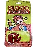 SKA™ Magic Tricks Mystery Blood Capsule| Fake Blood Capsules for Party Pranks