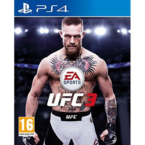 Electronic Arts Sports UFC3  Playstation 4 Gioco multiplayer