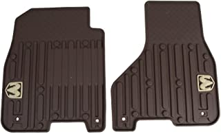 Mopar 82213405 Canyon Brown All-Weather Floor Mat
