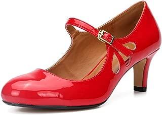 Best red patent kitten heels Reviews